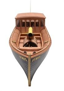 Императорский паровой катер Дагмар (Груша)  1:48